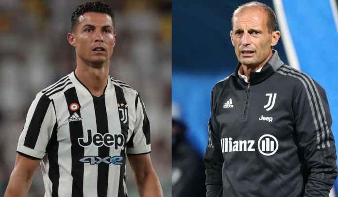 AKHIRNYA, Massimiliano Allegri Konfirmasi Cristiano Ronaldo Tinggalkan Juventus