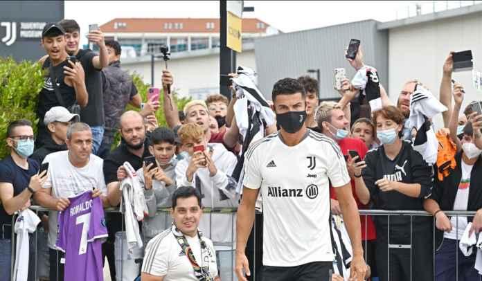 Cristiano Ronaldo Sampaikan Salam Perpisahan Untuk Juventus, Selamanya Tetap Bianconero!