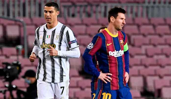 Tinggalkan Klubnya yang Sedang Susah, Ronaldo & Messi Kini Dicap Bak Tikus Penghianat