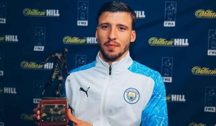 Manchester City Bakal Ganjar Ruben Dias Kontrak Baru Meski Baru Setahun di Etihad