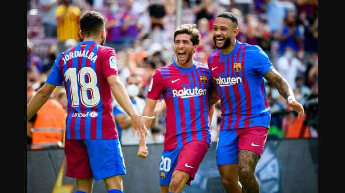 Barcelona Gol 1 Menit 37 Detik Gara-gara Kecerdikan Martin Braithwaite
