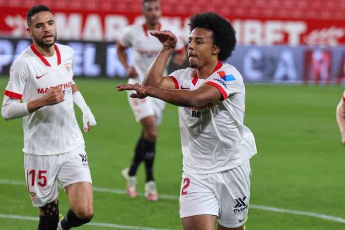 Sevilla Masih Berharap The Blues Rekrut Kounde
