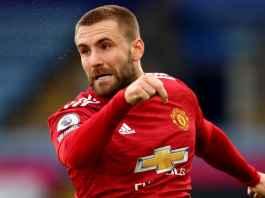 Karirnya Kembali Melesat, Luke Shaw Segera Diganjar Manchester United Kontrak Baru