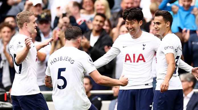 Hasil Spurs vs Watford: Menang Tiga Kali, Puncaki Liga Inggris, Son Pemain No 8 Tendangan Bebas Langsung