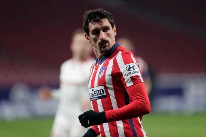 Stefan Savic Girang Setelah Teken Kontrak Baru di Atletico