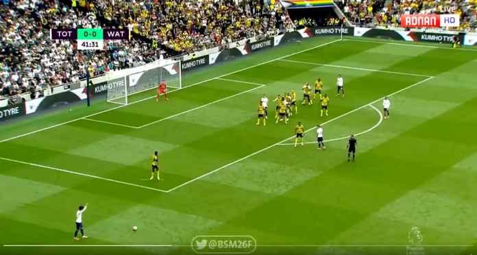 Pertama Kalinya Dalam Sejarah, Tottenham di Puncak Klasemen, Arsenal Posisi Buncit