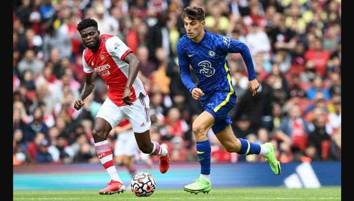 Gol Chelsea ke Gawang Arsenal Melibatkan Tiga Pemain Jerman, Tadi Malam