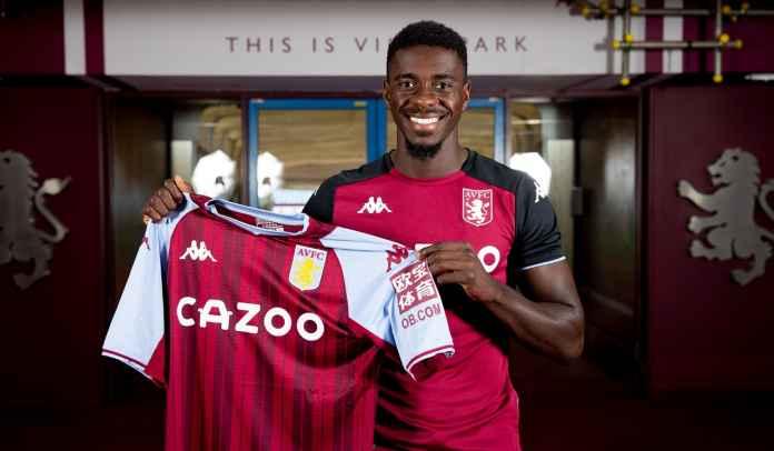 RESMI! Manchester United Pinjamkan Axel Tuanzebe ke Aston Villa