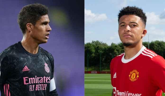 Solskjaer Puas Dengan Bisnis Transfer Man Utd Setelah Dapatkan Sancho & Varane