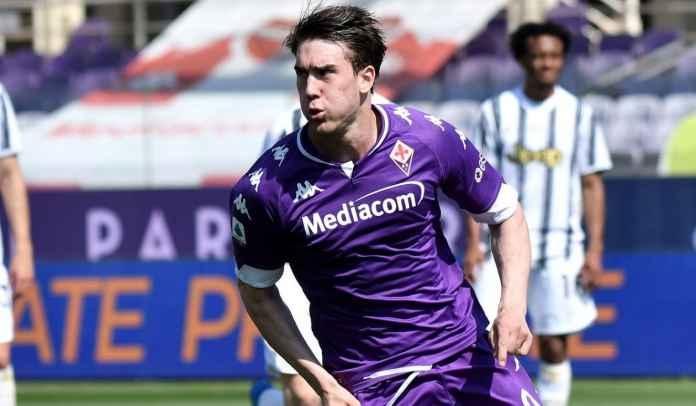 Atletico Madrid Saingi Tottenham Hotspur Dapatkan Striker Muda Fiorentina Ini