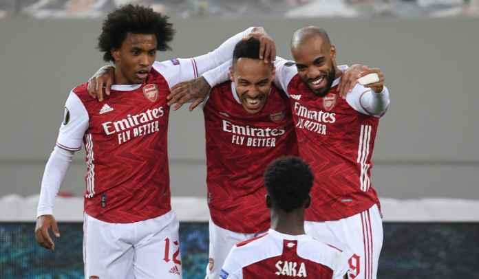 Arsenal Konfirmasi Empat Kasus Positif Covid-19, Termasuk Aubameyang & Lacazette