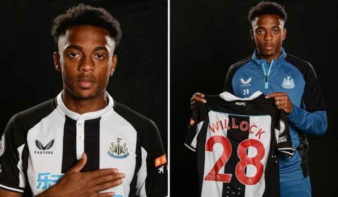 Joe Willock Yakin Itu Keputusan Tepat Untuk Tinggalkan Arsenal ke Newcastle