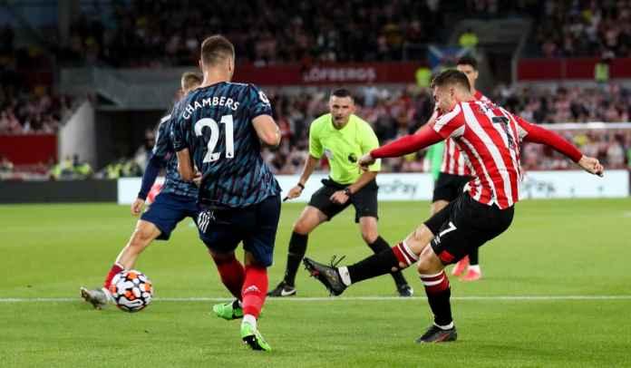 Satu Pemain Ini Disalahkan Atas Kekalahan 2-0 Arsenal Kontra Brentford