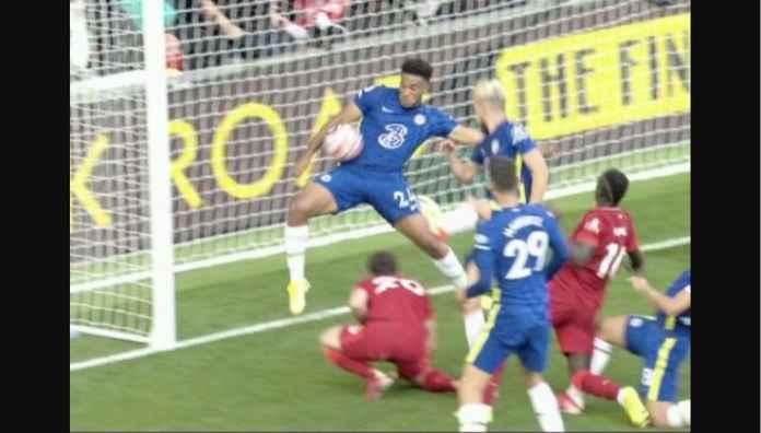 Hasil Liverpool vs Chelsea: Handball James Ubah Permainan, Tuchel Memilih Cegah Kekalahan