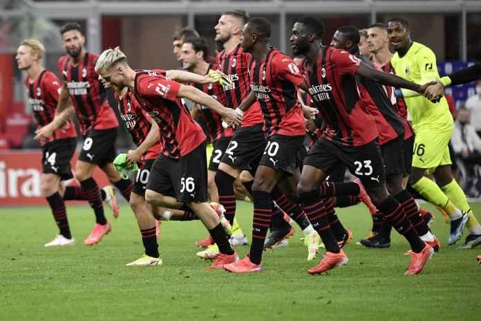 AC Milan Akan Rebut Trofi Serie A dari Inter