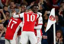 Alexandre Lacazette Terkejut Banyak Fans Arsenal Di Laga EF Cup