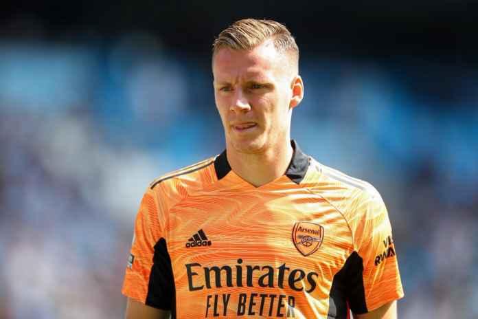 Arsenal Setuju Lepas Bernd Leno Pada Awal Tahun Depan