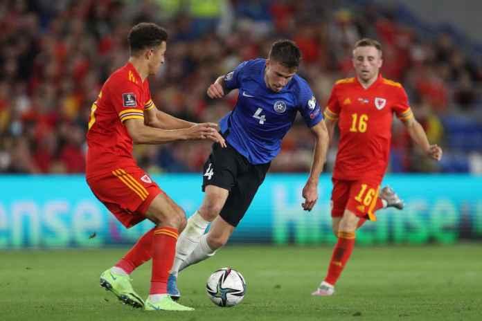 Bale Ingin Wales Tak Nyerah Usai Diimbangi Estonia