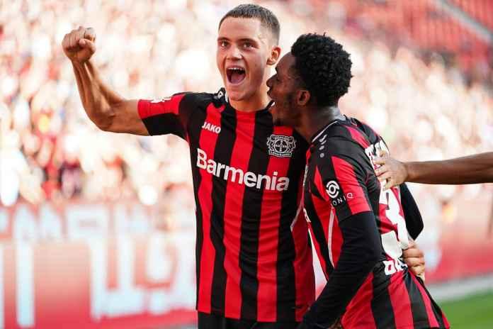 Bayer Leverkusen Dapat Kabar Baik dari Florian Wirtz
