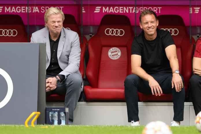 Bayern Munchen Nyetel dengan Nagelsmann, Olivier Kahn Lempar Pujian