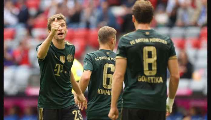 Hasil Bayern Munchen Tadi Malam, Festival Bir Beri Keberuntungan, Kemenangan Ketujuh Nagelsmann