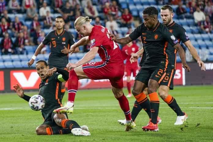 Belanda Diimbangi Norwegia, Louis Van Gaal Geram