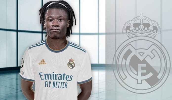 DEADLINE TRANSFER : Real Madrid RESMI Umumkan Transfer Eduardo Camavinga