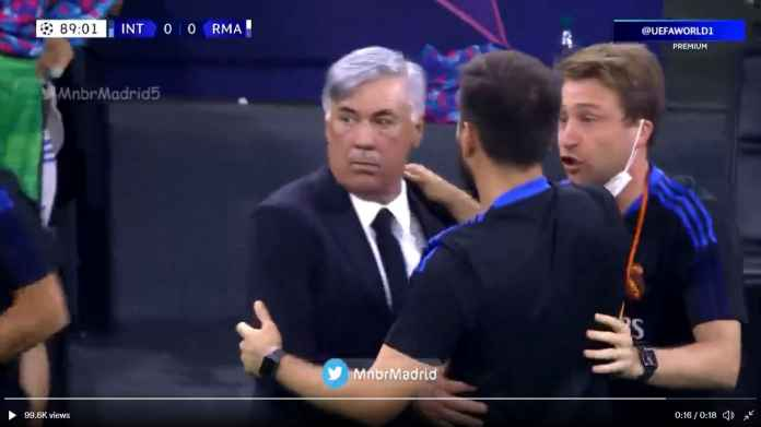 Real Madrid Butuh Bantuan Gol Rodrygo Menit Terakhir Untuk Menang di Inter