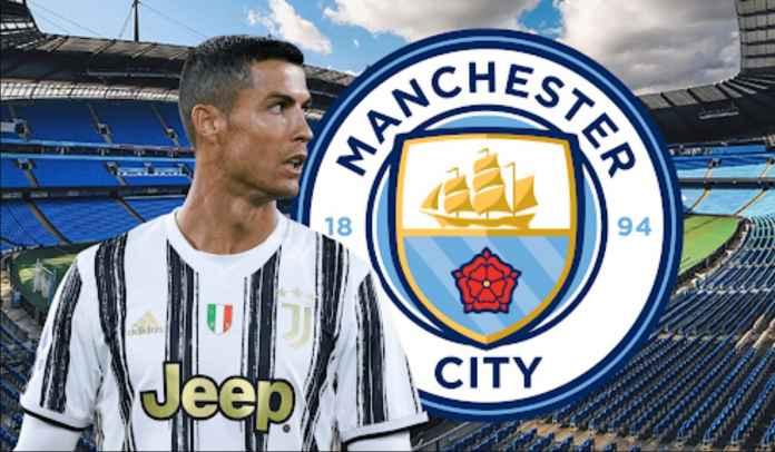 TERUNGKAP! Ronaldo Memang Niat Awalnya Berkhianat Pindah ke City, United Cuma Pelarian