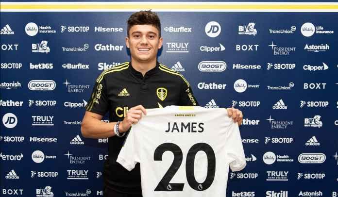 DEADLINE TRANSFER : Leeds United Konfirmasi Transfer Daniel James dari Man Utd