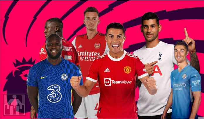 Rekap Transfer Man Utd, Man City, Chelsea, Liverpool, Arsenal & Tottenham Hotspur