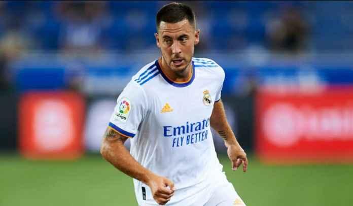 Diklaim Tak Bahagia & Menderita di Real Madrid, Begini Kata Eden Hazard