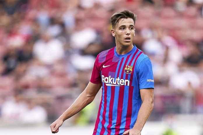 Eric Garcia Dinilai Tak Cocok Buat Barcelona