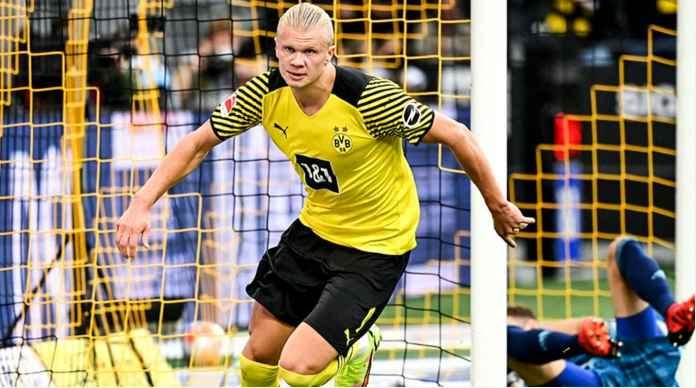 Hasil Dortmund vs Union Berlin: Haaland Gol ke-11 Musim Ini Tapi BVB Terburuk Dari 8 Tim Teratas