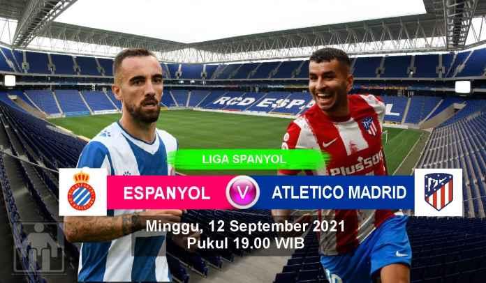 Prediksi Espanyol vs Atletico Madrid, Pekan Keempat Liga Spanyol, Minggu 12 September 2021
