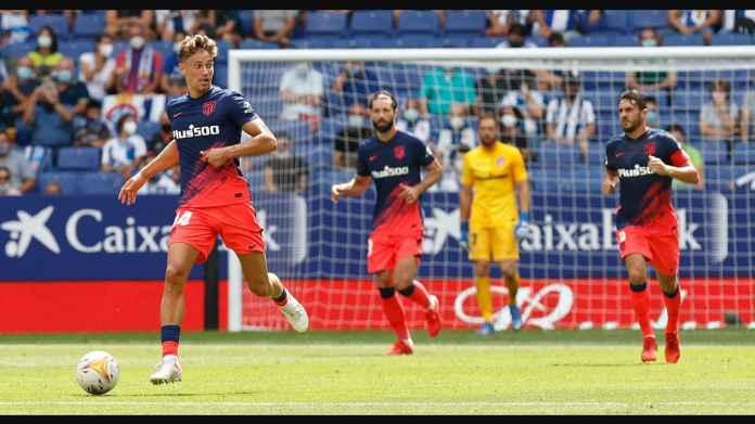 Hasil Espanyol vs Atletico Diwarnai Kemarahan Simeone, Ganti Pemain Secara Massal Awal Babak Kedua