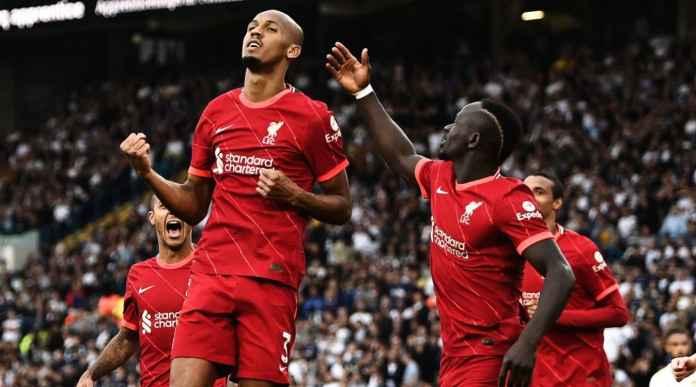 Hasil Leeds vs Liverpool, Tahun Lalu 1-1 dan 4-3, Tahun Ini 0-3, Mo Salah, Fabinho dan Mane Gol