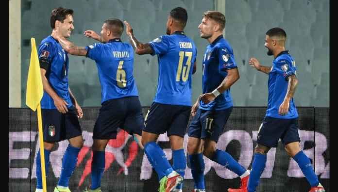 Hasil Italia vs Bulgaria: Pahlawan Azzurri Cetak Gol, Tapi Sang Juara Eropa Tidak Mengesankan