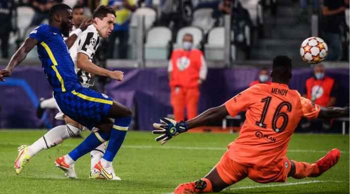 Hasil Juventus vs Chelsea, Gol 10 Detik Kerjasama Dua Federico Beri Blues Kekalahan Pertama Liga Champions