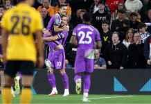 Hasil Wolves vs Tottenham, Setelah Hilang Tiga Laga Akhirnya Harry Kane Cetak Gol Lagi