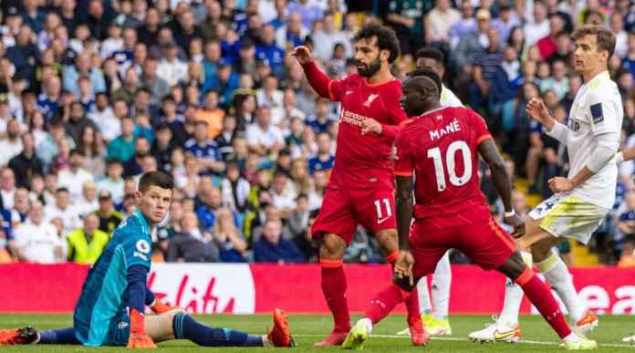 Mo Salah Cetak ke-100 di Premier League, Menjadi Pemain Tercepat Kelima Dalam Sejarah