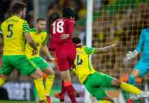 Hasil Norwich vs Liverpool: Tuan Rumah Dikasih Penalti Eh Gagal, Bola Rebound Juga Gagal