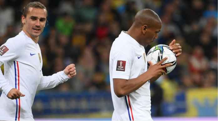 Hasil Ukraina vs Perancis: Les Bleus Repotkan Diri Sendiri, Dalam Jarak Tembak Finlandia