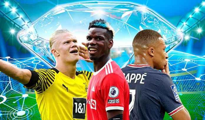 Proyek Los Galacticos Baru Real Madrid : Mbappe, Haaland & Pogba Jadi Target