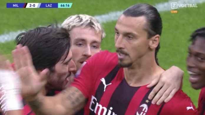 Hasil AC Milan vs Lazio Hasil Liga Italia Serie A Pekan 3 Musim 2021-2022