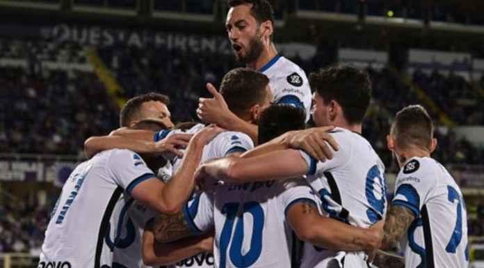 Hasil Fiorentina vs Inter Milan di Liga Italia
