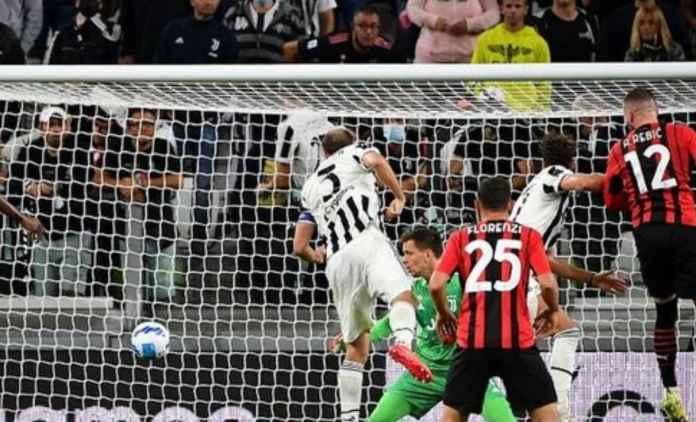 Hasil Juventus vs AC Milan di Liga Italia