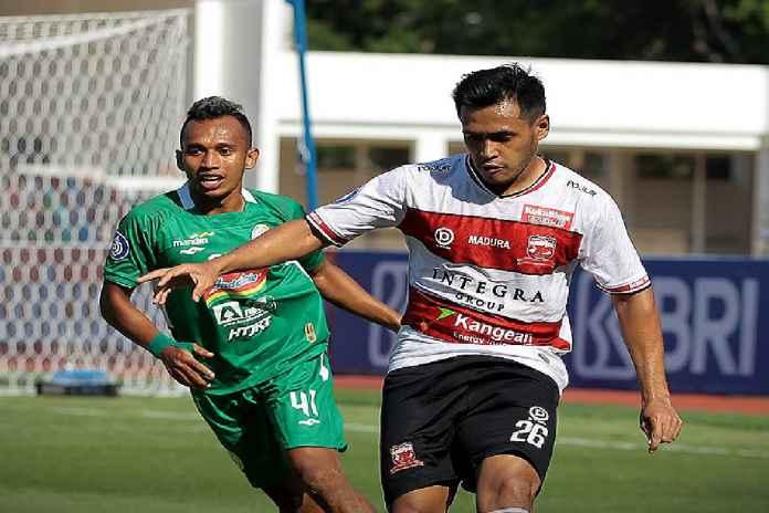 Hasil Madura United vs PSS Sleman: Akhirnya Laskar Sappe Kerrab Raih Kemenangan Perdana di Liga 1