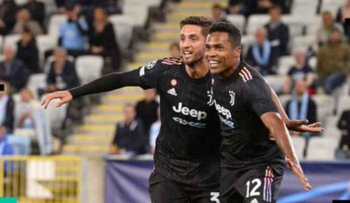 Hasil Malmo vs Juventus Liga Champions Matchday 1 Grup H