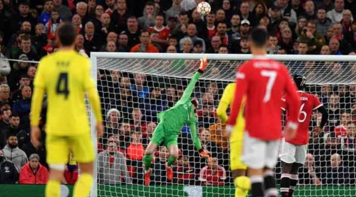 Hasil Pertandingan Manchester United vs Villarreal di Liga Champions 2021-2022